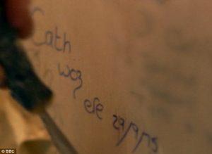 Cath woz ere.